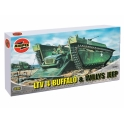 airfix 02302 Buffalo + jeepI