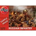 airfix 01717 infanterie russe 39/45