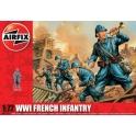 airfix 01728 infanterie française 14/18