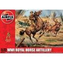 airfix 01731 Artillerie anglaise 14/18