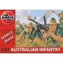 airfix 01750 Infanterie australienne 39/45