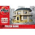 airfix 75015 Banque polonaise détruite