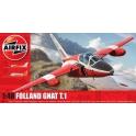 airfix 05123 Folland Gnat T.1  (nouv. moule)