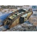 master box 72006 Tank femelle MK II Anglais 14/18