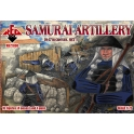 red box 72090 Artillerie samourai 16/17 S. (set I )