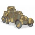 planet model 104 Auto mitrailleuse tatra slovaquie 1935/1940