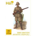 hat 8293 Infanterie anglaise coloniale 1914/1918