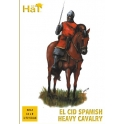 hat 8213 cavalerie lourde espagnole reconquista