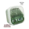 Army Painter ash grey ( flocage poussière)
