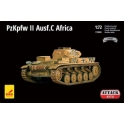 attack 72900 Panzer  II C dak