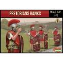 strelets m108 pretoriens en rang