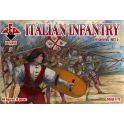 red box 72099 infanterie italienne 16eme S. (set 2)