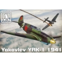 bren gun 72020 Yak-1 (mod. 1941)