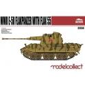 modelcollect 72020 E50 Flakpanzer