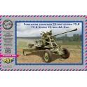 pst 72085 canon anti aérien 72-K 25mm