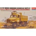 academy 13402 US 2,5 Ton Truck & Accessoires