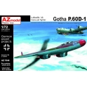Azmodel 7544 Gotha P.60D-1 Luftwaffe '46