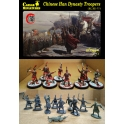 caesar 43 Armée dynastie HAN