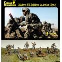 caesar 94 Mortiers et mitrailleuses US moderne