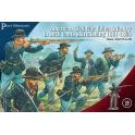 perry acw120 Infanterie nordiste avec chapeau