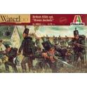 italeri 6083 95ème Rifles anglais