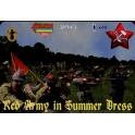 strelets m045 Infanterie russe rouge 19/22