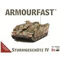 hat armourfast 99033 STURMGESHUTZ IV
