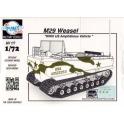 planet model mv117 M29 Weasel