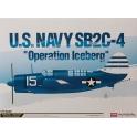 "academy 12545 US Navy Curtiss SB2C-4 Helldiver ""Operation Iceberg"""