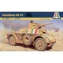 italeri 7051 Autoblinda AB-41