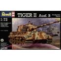 revell 3129 Tigre II