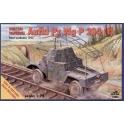 rpm 72307 Panzer Wg P 204 (f) Draisine
