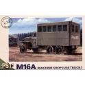 pst 72056 M16A Machine shop (US6 truck)