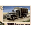 pst 72051 Ford 6 mod.1943 cargo