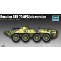 trumpeter 07138 BTR-70 APC version tardive