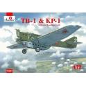 a model 72351 TB-1 & KP-1 version pour parachutiste
