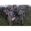 strelets 147 Infanterie Sudiste en marche 1861/1865