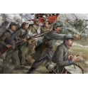 strelets 148 Sudiste charge de la brigade Pickett