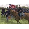 strelets 149 Infanterie Nordiste en marche 1861/1865