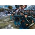 strelets 150 Infanterie Nordiste à l'attaque 1861/1865