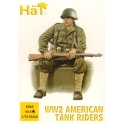 hat 8265 soldats Américains assis 39/45