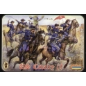 strelets 041 Cavalerie US guerres indiennes