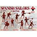 red box 72103 Marins espagnols au combat 16/17è S.