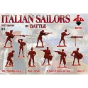 red box 72107 Marins italiens au combat 16/17è S.