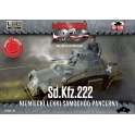 First to fight 47 Sdkfz 222