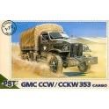 pst 72044 GMC CCW/CCKW 353 cargo truck