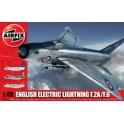 airfix 09178 BAC/EE Lightning F.2A/F.6