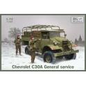 ibg 72054 Chevrolet C30A General service