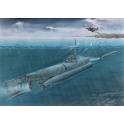"""spécial navy 72006 sous marin de poche allemand """"biber"""""""