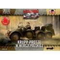 First to fight 50 Krupp Protze polonais